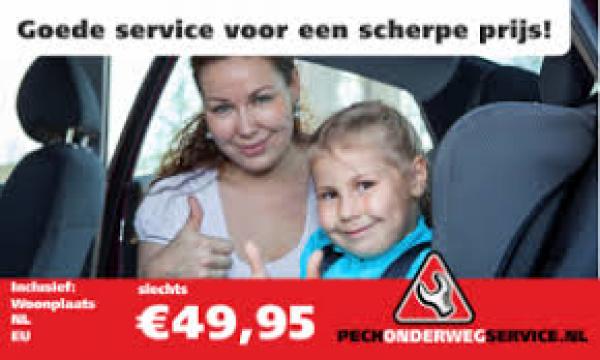 24/7 mobiliteitsservice in Europa! *NIEUW BIJ BROUWER*