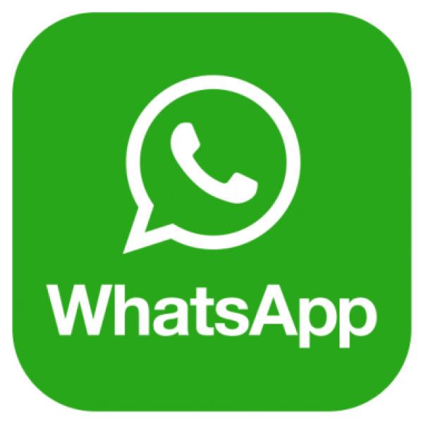 Nu ook per whatsapp bereikbaar!